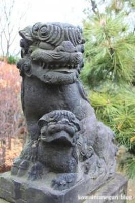 高木神社 葛飾区西亀有1