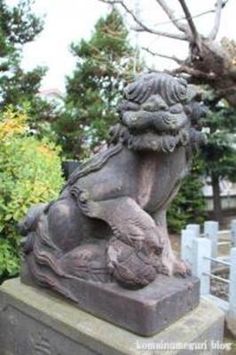 高木神社 葛飾区西亀有2