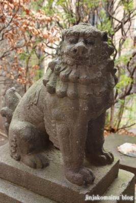 新小岩天祖神社 葛飾区東新小岩5
