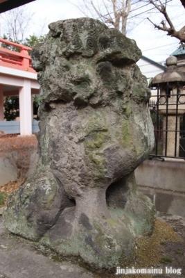 新小岩天祖神社 葛飾区東新小岩9