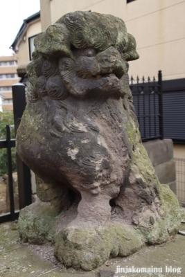新小岩天祖神社 葛飾区東新小岩10