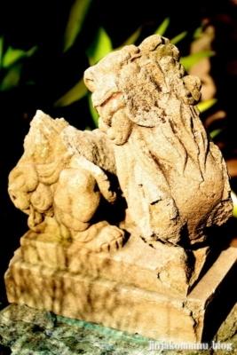 新小岩天祖神社 葛飾区東新小岩13