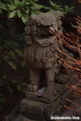 新小岩天祖神社 葛飾区東新小岩14