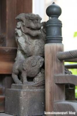 天祖神社 葛飾区堀切3