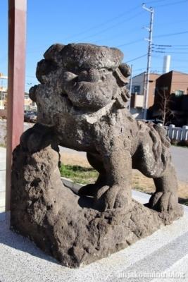 飯塚富士神社 葛飾区南水元1