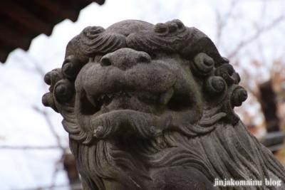 袋諏訪神社 北区赤羽北3