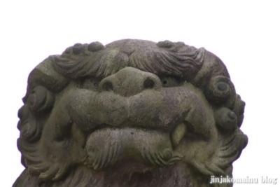 袋諏訪神社 北区赤羽北4