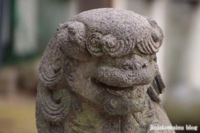柏木神社 北区神谷3