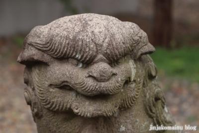 浮間氷川神社 北区浮間3