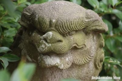浮間氷川神社 北区浮間4