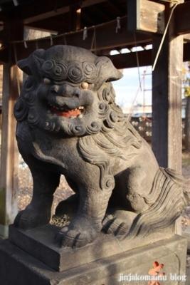 香取神社 北区赤羽西5