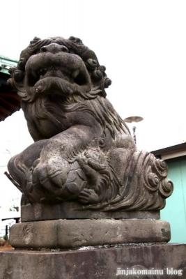 袋諏訪神社 北区赤羽北1