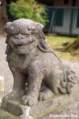 柏木神社 北区神谷1