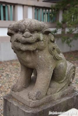 浮間氷川神社 北区浮間1