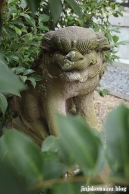 浮間氷川神社 北区浮間2