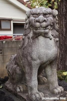 武州御嶽神社 北区上十条2