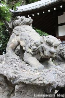 平塚神社 北区上中里2