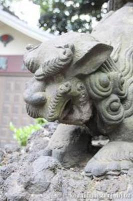 平塚神社 北区上中里4