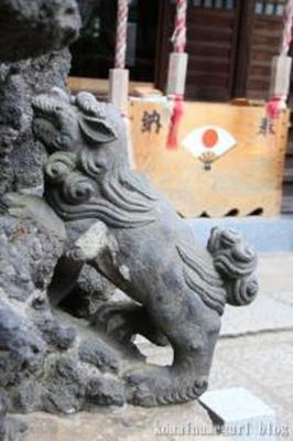 平塚神社 北区上中里5