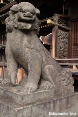 赤羽八幡神社 北区赤羽台1