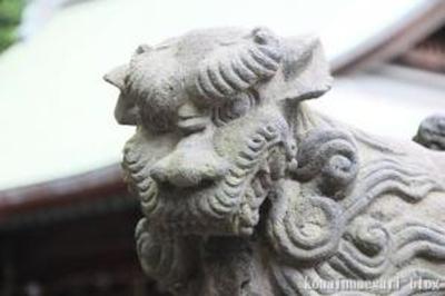 平塚神社 北区上中里3