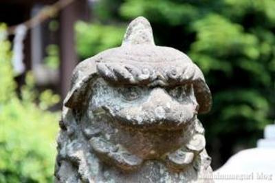 御嶽神社 練馬区高松4