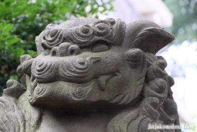 氷川台氷川神社 練馬区氷川台4-47-6
