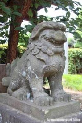 御嶽神社 練馬区高松1