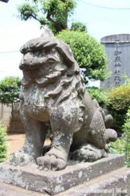 御嶽神社 練馬区高松2