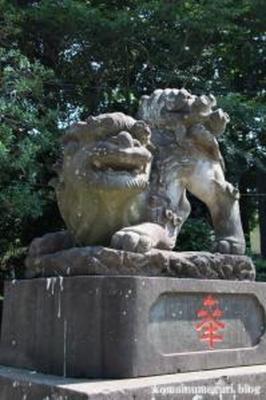 氏神八幡神社 練馬区高松2