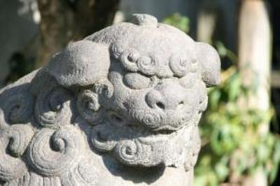 簸川神社 文京区千石8