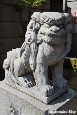 幸神社 文京区関口2
