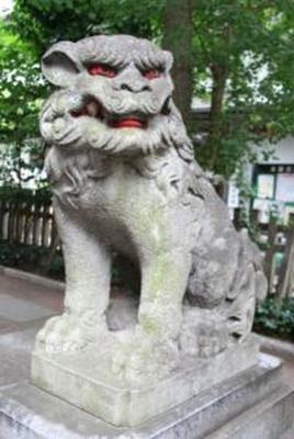 三河稲荷神社 文京区本郷2