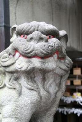 三河稲荷神社 文京区本郷3