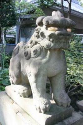 白山神社 文京区白山1
