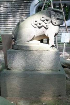 氷川神社 港区赤坂3