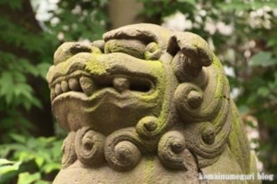西久保八幡神社 港区虎ノ門4