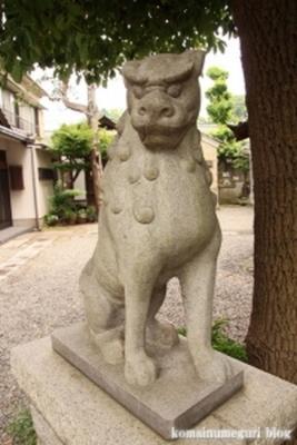 広尾稲荷神社 港区南麻布9