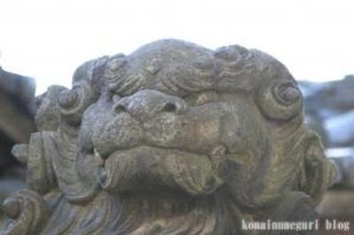 大鳥神社 目黒区下目黒5