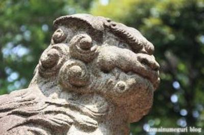 八雲氷川神社 目黒区八雲4