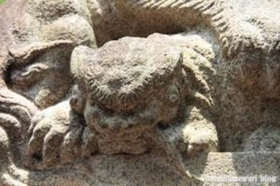 八雲氷川神社 目黒区八雲6