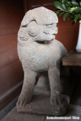 上目黒氷川神社 目黒区大橋13