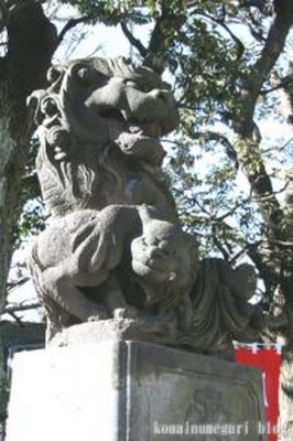 大鳥神社 目黒区下目黒2