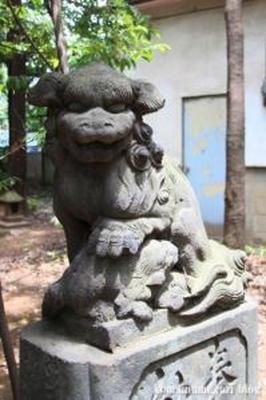 八雲氷川神社 目黒区八雲8