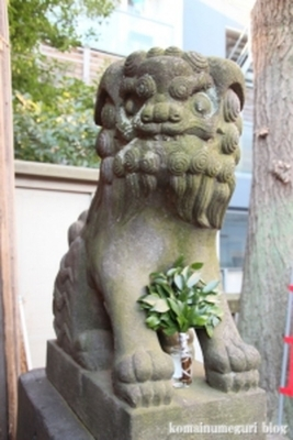 北野神社 目黒区青葉台1