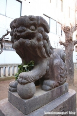 北野神社 目黒区青葉台2