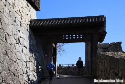 松山城(松山市丸之内)13