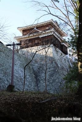 松山城(松山市丸之内)2 筒井門続櫓