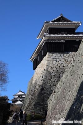 松山城(松山市丸之内)10 太鼓櫓