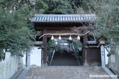 東雲神社(松山市丸之内)4